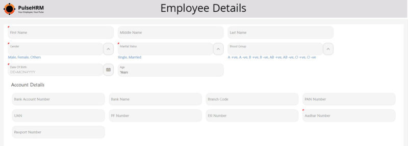 Employee-Details