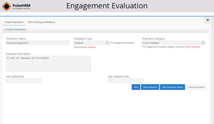 Engagement-Evaluation