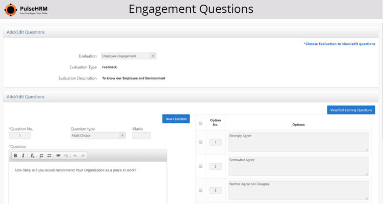 Engagement-Questions