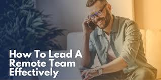 Leading Remote Teams 1