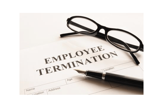 write a termination letter