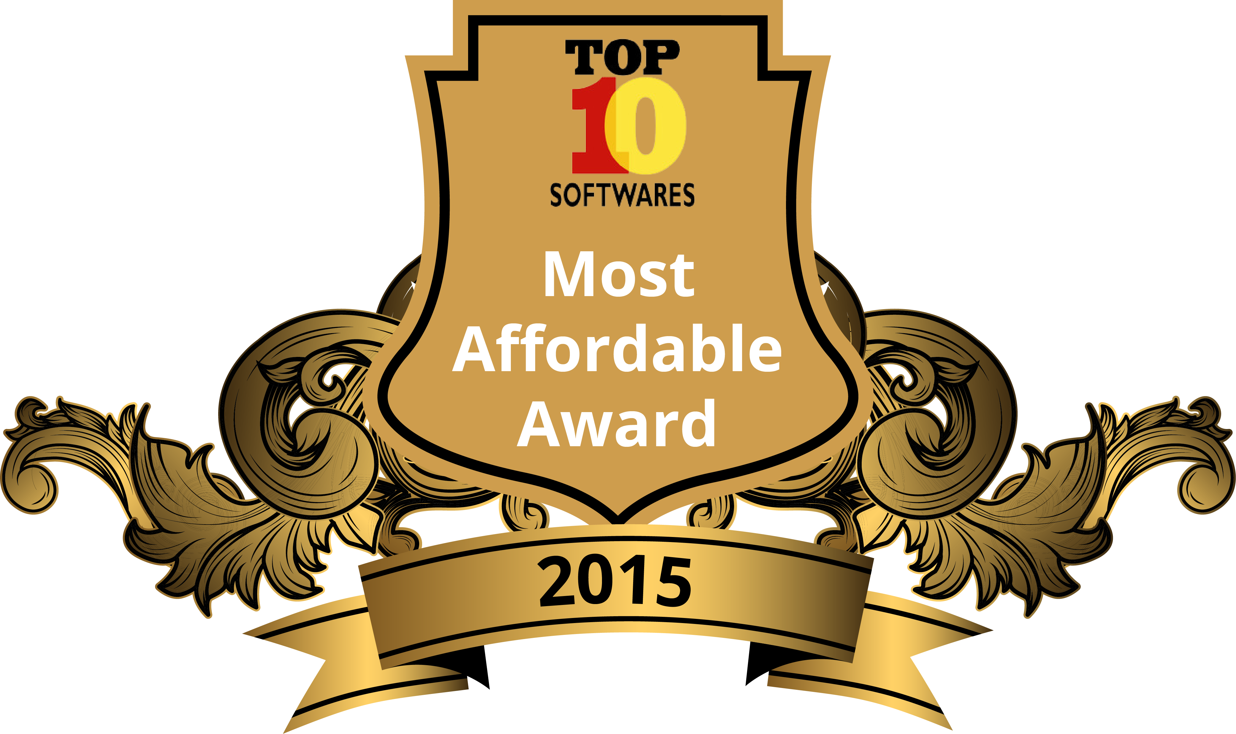 Top10 Most Affordable