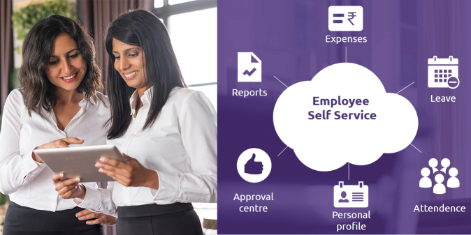 Employee Self Service banner